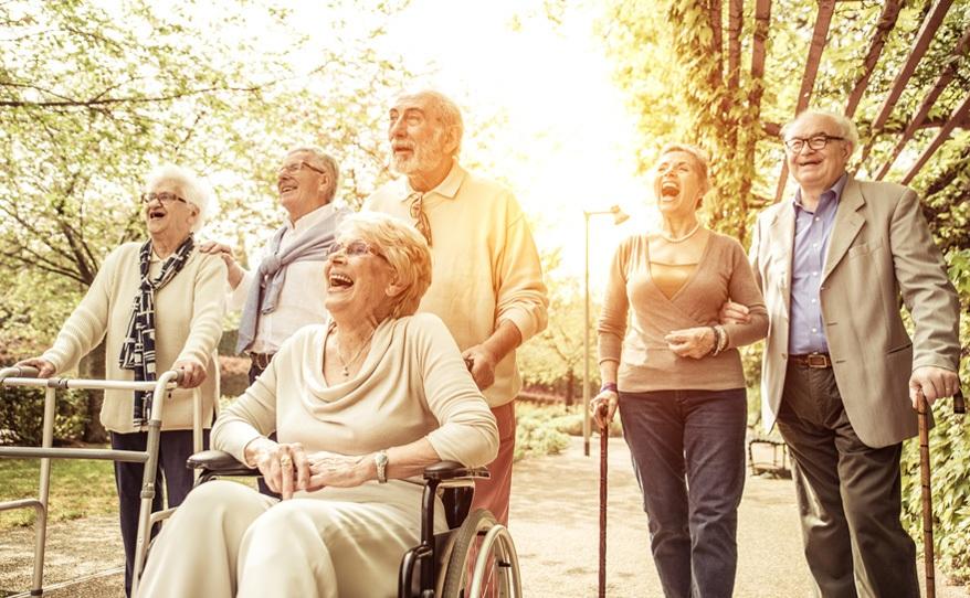 Franchise-Marktstudie Senioren- und Pflegedienste