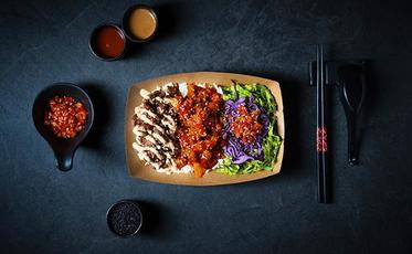 MMAAH KOREAN BBQ EXPRESS