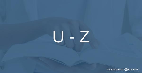 Franchising von A bis Z - Urheberrecht - Zulieferer