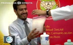 Vídeo de Nutty Scientists como Profesor Chiflado en México