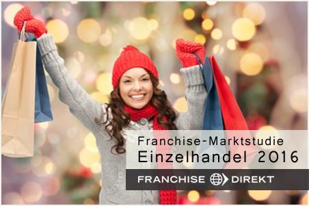 Franchise-Marktstudie Einzelhandel 2016-1