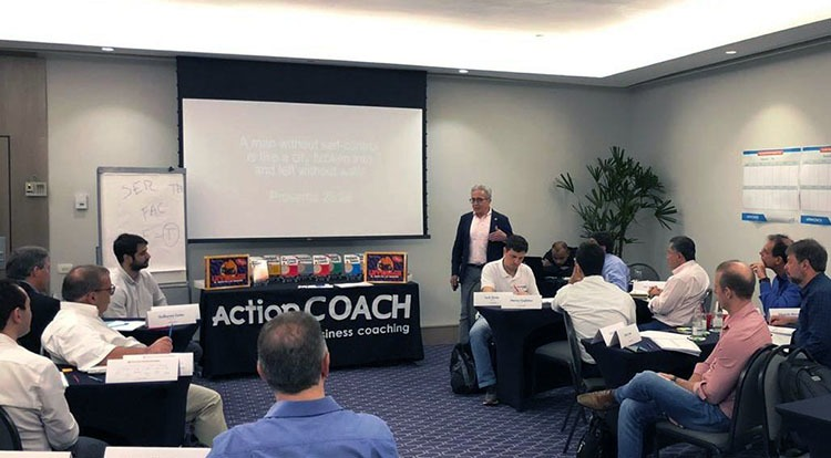 La ruta del éxito segú ActionCoach Brasil