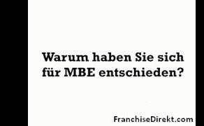 2. Warum MBE?
