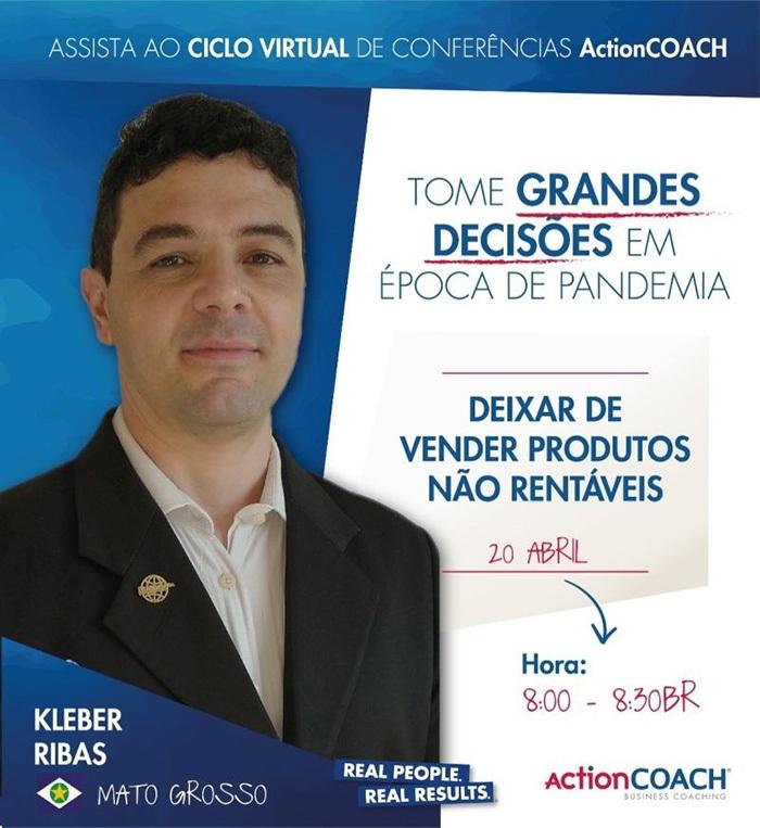 ActionCOACH Kleber Ribas de Mato Grosso