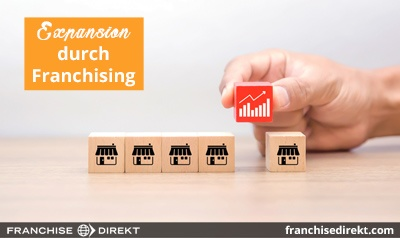 Expansion durch Franchising - small