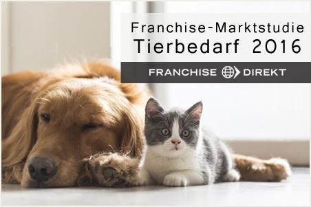 Franchise-Marktstudie Tierbedarf 2016-1
