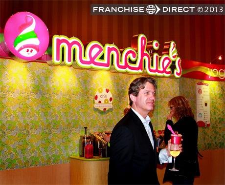 Messesponsor Menchies auf der IFA Convention 2013