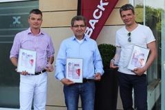BACK-FACTORY Partner des Jahres 2013