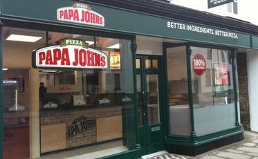 Start A Papa Johns Franchise Business Pizza Franchise