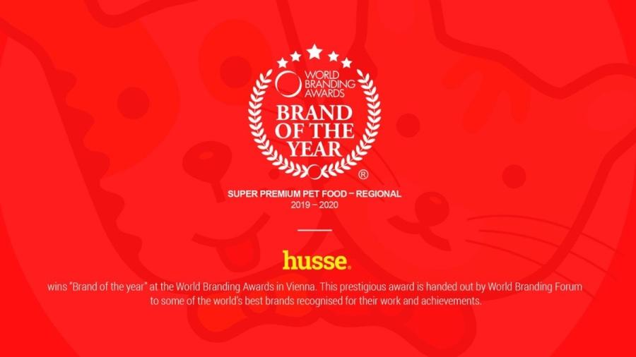 husse award
