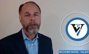 Richard Nohe, Managing Director: Valenta & My Story