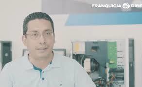 iRecovery Data vídeo de presentación de su sistema de franquicias