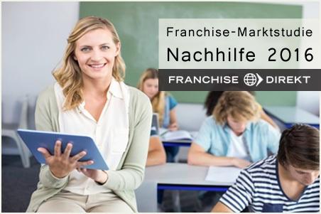 Franchise-Marktstudie Nachhilfe 2016-1