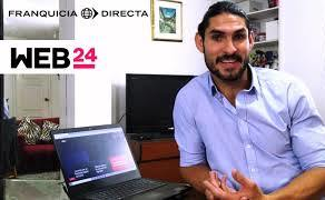 Video testimonio de Web24 Colombia