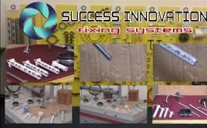 Success Innovation - Komplizierte Befestigungen gehören der Vergangenheit an