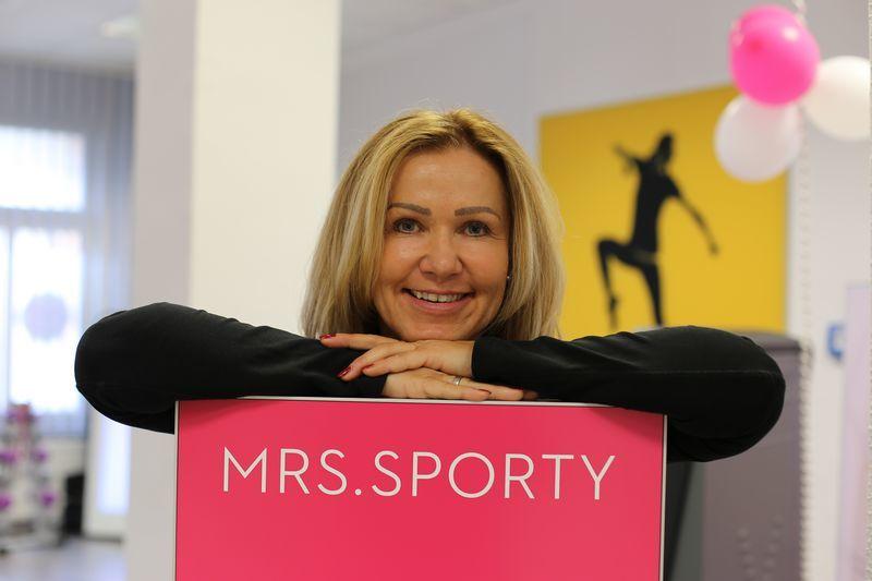Mrs Sporty auf FranchiseDirekt.com
