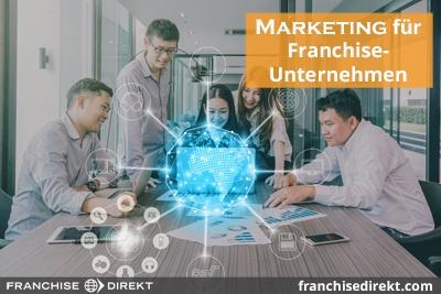 Marketing für Franchise-Unternehmen - small