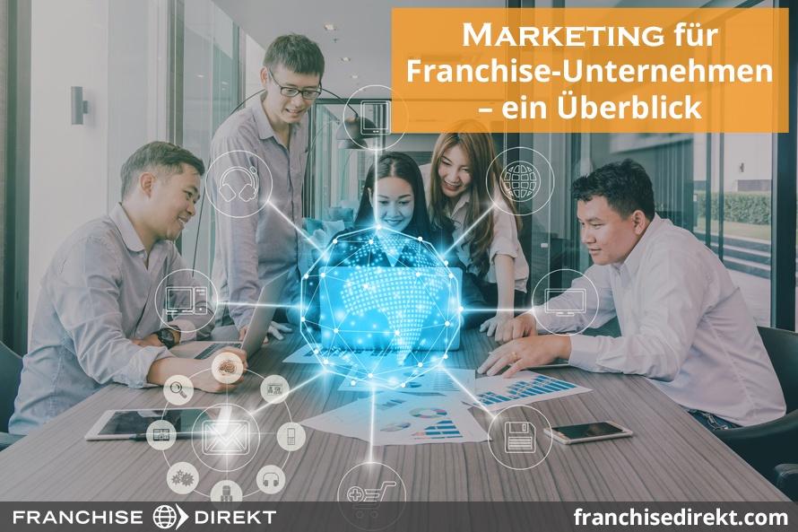 Marketing für Franchise-Unternehmen – ein Überblick