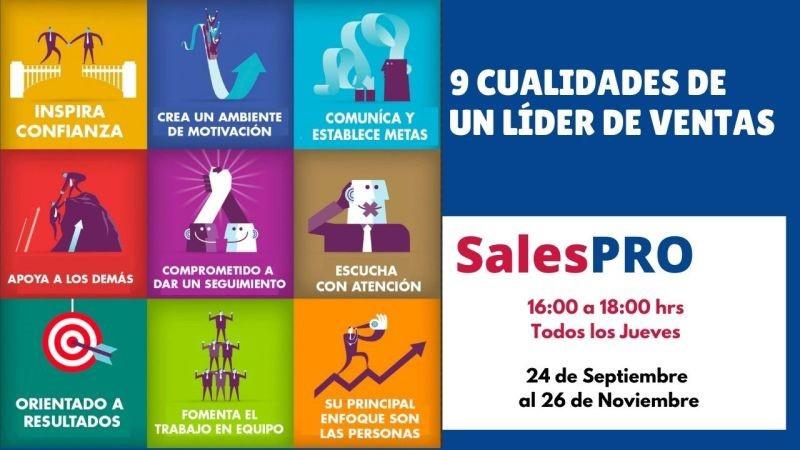 9 cualidades de un líder de ventas