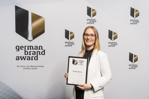 German Brand Awards - Burgerista
