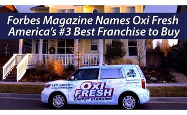 Start An Oxi Fresh Carpet Cleaning 174 Franchise Oxi Fresh