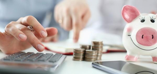 Equity calculation - piggy bank