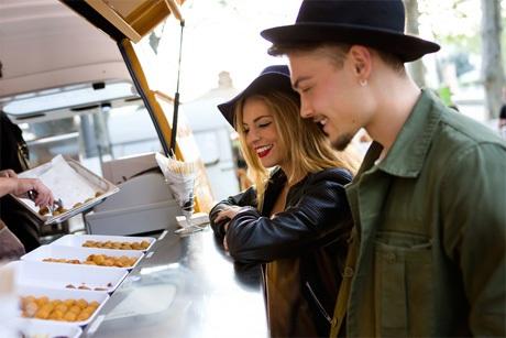 Food Truck Franchise-Marktstudie Fastfood-1
