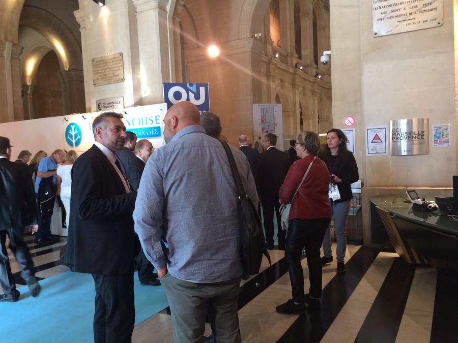 Die Top Franchise Méditerranée in Marseille auch in diesem Jahr wieder ein voller Erfolg