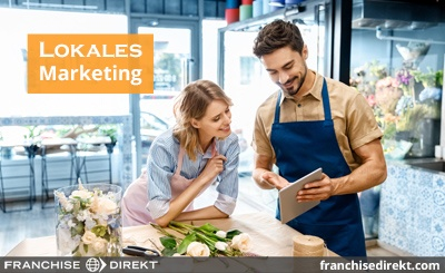 Lokales Marketing - small