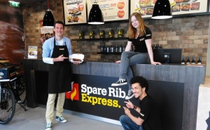 Spare Rib Express Blog