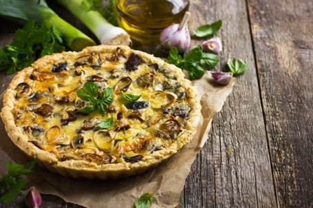 Vegan pizza-1
