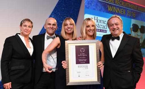 Home Instead award winners
