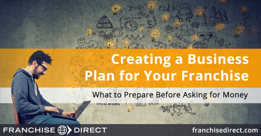 Write business plan franchise