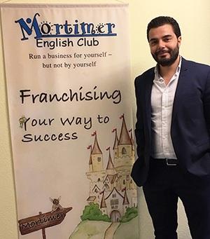 Nuevo franquiciado de Mortimer en Túnez