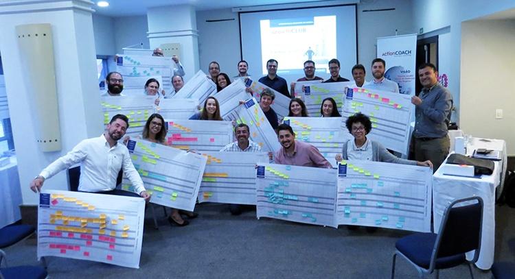 Jornada exitosa de growthclub en Brasil
