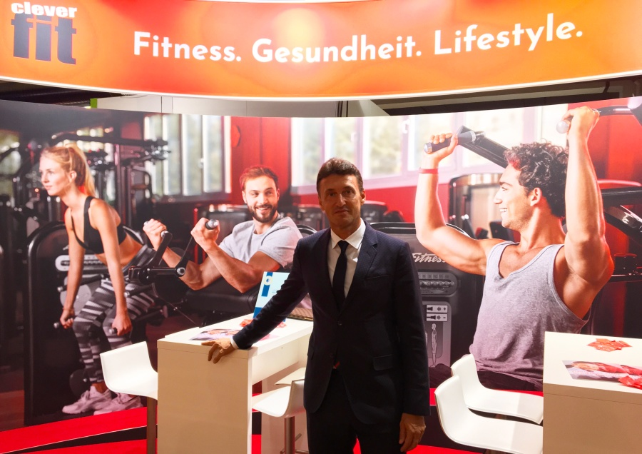Alfred Enzensberger, Clever Fit Expo