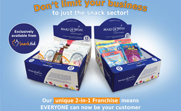 Start a Snack Aid Franchise Business, Vending Franchise