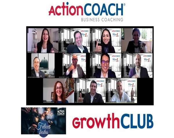 Taller de GrowthCLUB de ActionCOACH Iberoamérica