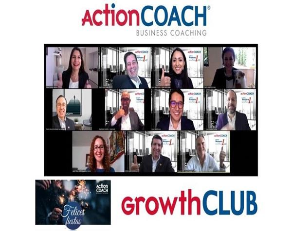 Taller de GrowthCLUB de ActionCOACH Iberoamérica