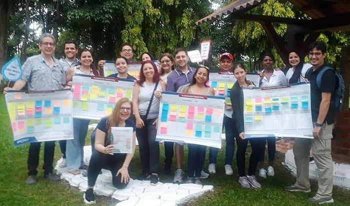 Exito de empresarios en Panamá con Actioncoach