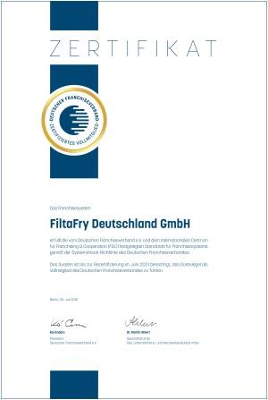 DFV - FiltaFry