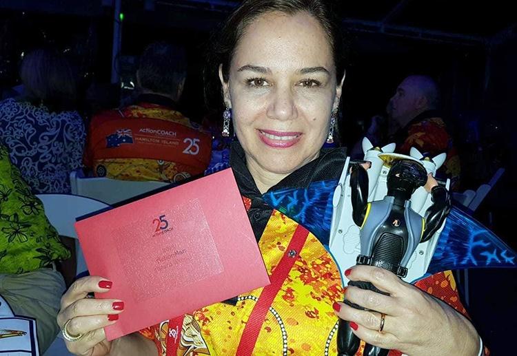 Directora Actioncoach Iberoamerica NP