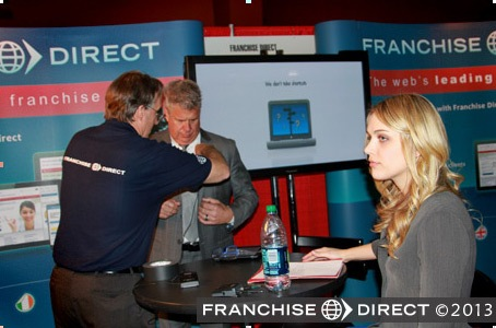 Franchise Interviews IFA 2013