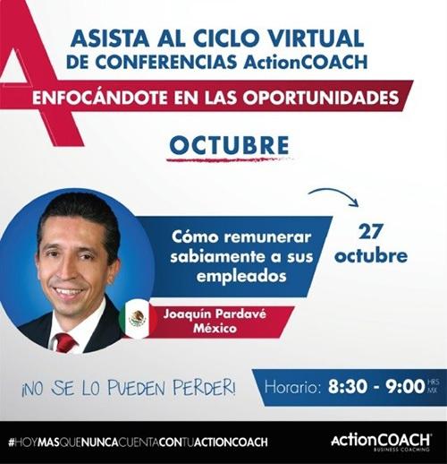 ActionCOACH Iberoamérica instruye sobre la remuneración a los empleados