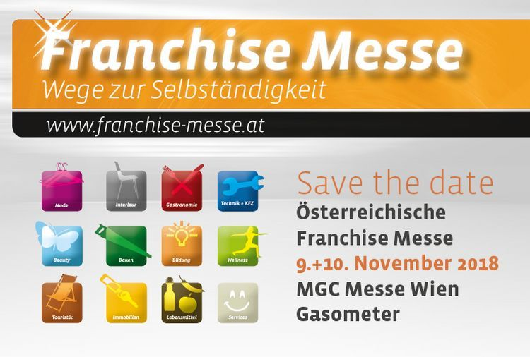 Franchise Messe Wien auf FranchiseDirekt.com