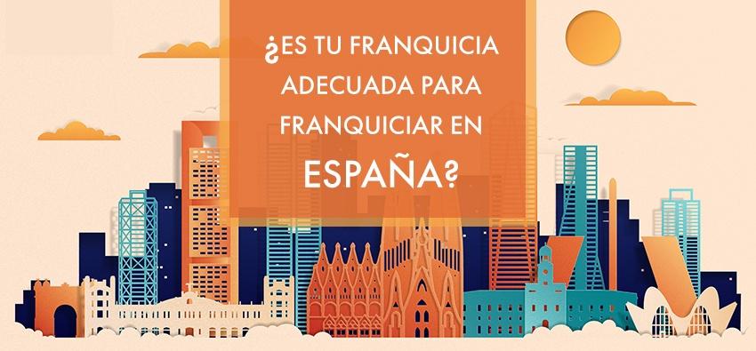 Franquiciar en España - Imagen de los puntos turísticos más conocidos en España