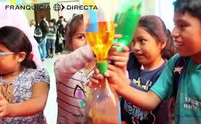 Vídeo de Nutty Scientists en Perú