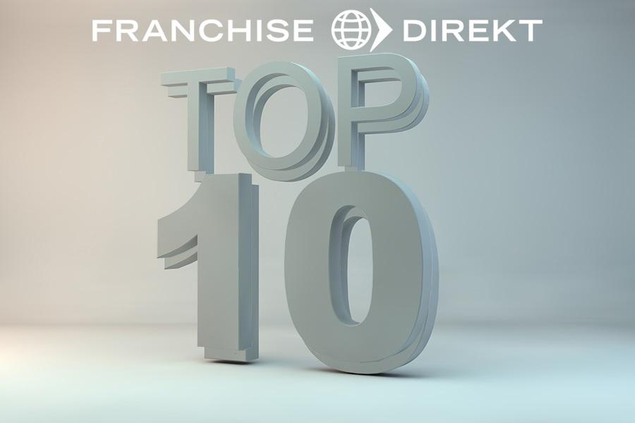 Franchise Direkt Top 10 Deutschland